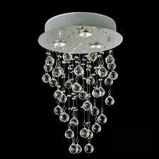 breathtaking raindrop chandelier lighting 29 0001515 18 raindrops modern foyer crystal round mirror stainless steel base 3 lights