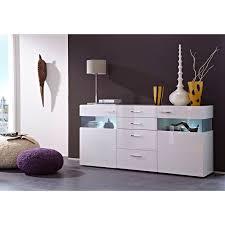 desert 2 glass door 4 drawer sideboard cabinet