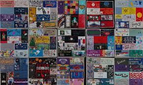The AIDS Memorial Quilt Goes Online in an Incredible Digital Exhibit & AIDS Memorial Quilt Adamdwight.com