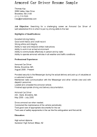 Trucking Resume Sample Truck Driver Resume Examples Resume For Study 47