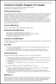 Graphic Resume Examples Resume Examples Graphic Design Resume Free ...
