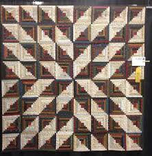 Log Cabin Quilt Patterns Fascinating Show Quilts At The Vermont Quilt Festival Crochet II Afghans