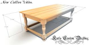 coffee table dimensions large size of photo design measurements with regard to in cm