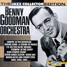 goodman collector box. benny goodman orchestra: jazz collector edition box
