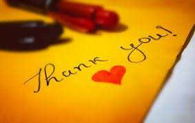 Thank You Letter For Job Reference Thank You Letter For References And Recommendations Padhaee