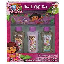 Bathroom Gift Dora Bathroom Set