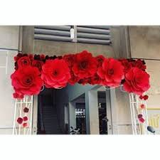 Red Paper Flower 682 Best Paper Flower Backdrop Images In 2019 Paper Flower