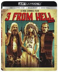 Amazon Com Three From Hell Blu Ray Movies Tv