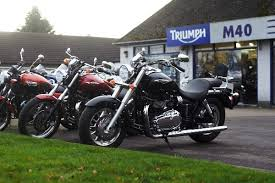 new and used triumph motorcycle dealers oxfordshire uk
