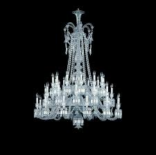 the zenith chandelier by baccarat