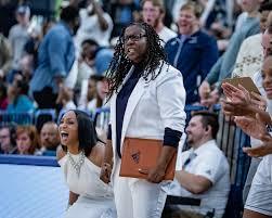 Southern Staff Stories: Coretta Brown, Women's Basketball - Georgia  Southern University Athletics