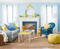 blue and yellow living room ideas blue yellow living room