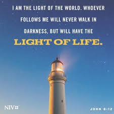Light Of The World Verse Niv