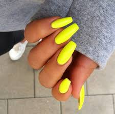 Neon Nail Designs Pinterest Manicure On A Budget 10 Surprising Ideas Nails Nails