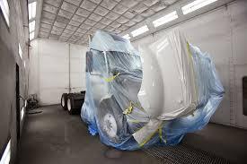 Large Vehicle Dent Repair   Body Shop   Collision Repair   St Cloud
