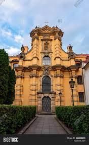 Church Saint Joseph ( Image & Photo (Free Trial) | Bigstock