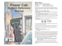 nce owners manual powercab handset nce owners manual powercab handset