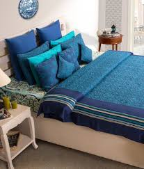 delft blue bedding designs
