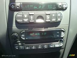 2005 Chrysler Pacifica Touring AWD Controls Photo #68524417 ...