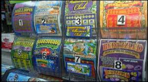 Florida Lotto Vending Machines Interesting Lottery Scam Matt Gutman On How To Tell If You Have The Winning
