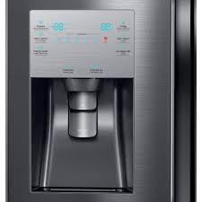 Samsung 36 Inch Black Stainless Steel 23 cu. ft. 4 Door Counter French Door  Refrigerator | RC Willey Furniture Store