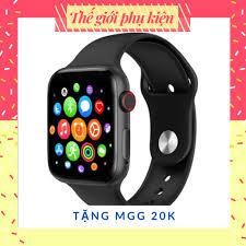 Apple Watch T500 Seri 5 Giảm 15k Smart watch khi nhập Đồng hồ thông minh  thời trang chống nước giảm chỉ còn 1,038,700 đ