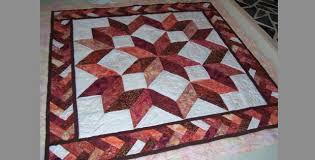 Carpenter's Wheel Quilt Pattern