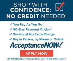 Credit & Financing
