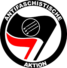 I made a new antifa logo : COMPLETEANARCHY
