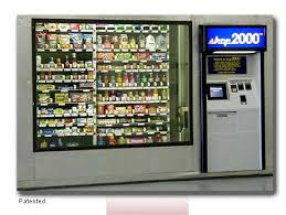Grocery Store Vending Machine