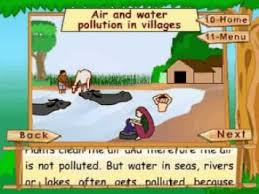 14 Circumstantial Pollution Chart For School