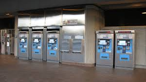 Marta Vending Machines Simple The Ticket Machines Are Convenient Usually Functioning And Easy