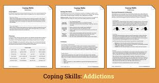 we found 70 images in coping skills worksheets gallery