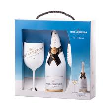 chagne moët chandon ice impérial gift box 02