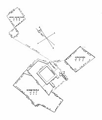 The alemany plat prepared by the u s land surveyor's office to define the property restored to the catholic church by the public land mission