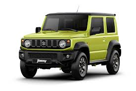 All-new 2019 Suzuki Jimny: what you need to know