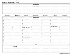 custom calendar templates custom weekly printable calendar calendarsquick