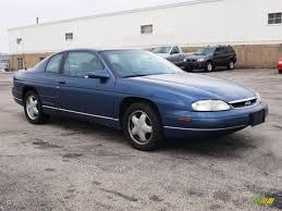 1997 Adriatic Blue Metallic Chevrolet Monte Carlo LS #61112603 ...