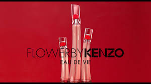 FLOWER BY <b>KENZO Eau de</b> Vie, the new fragrance - YouTube