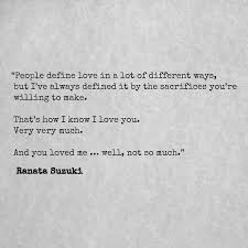 """Missing You Quotes """"People Define Love In A Lot Of Different Ways Custom Define What Is Love"""