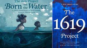 Two books based on '1619 Project ...