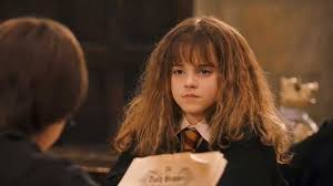 hermione granger in hp and the sorcerer s