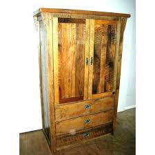 wood storage closet wood storage closet pine rustic wardrobe rustic wardrobe rustic reclaimed barn wood storage closet rustic clothing wood closet storage
