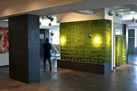 eco office. TSEH Architects Transform A Dull Office Into Glorious Green Haven Filled With Plants Eco