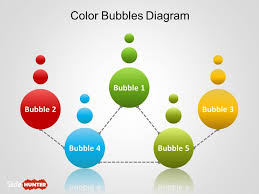 How To Prepare Slides For Ppt Simple Bubbles Diagram For Powerpoint Is Another Nice