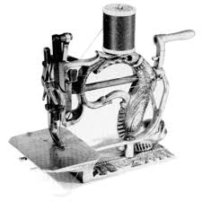 O Brien Sewing Machine In Home Repair