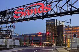 Image result for sands casino