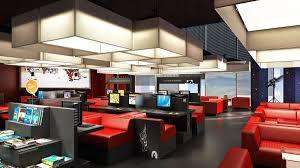 Internet Shop Interior Design Internet Cafe Cafe Bar Bar Lounge Design