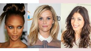 Hairstyle For Oval Shaped Faces best hairstyles for different face shapes luxy hair 2915 by stevesalt.us