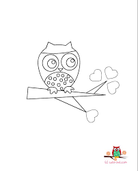 Small Picture 41 best Owls Draw images on Pinterest Owl coloring pages Draw